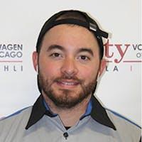 Eric Rachal at City Volkswagen of Chicago