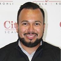 Enrique Garibay at City Volkswagen of Chicago