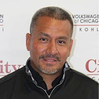 Javier Degante at City Volkswagen of Chicago