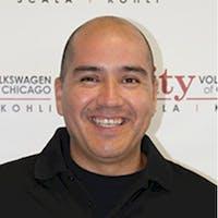 Genaro Saucedo at City Volkswagen of Chicago