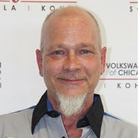 George Trunek at City Volkswagen of Chicago