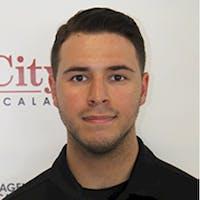 Chris Molina at City Volkswagen of Chicago