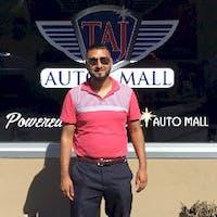 Amit  Johari at Taj Auto Mall