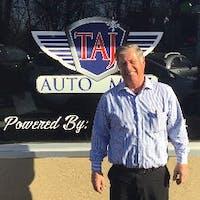 Ray Lavigine  at Taj Auto Mall