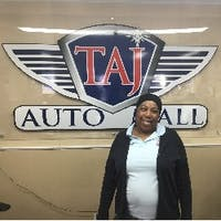 Sheila Blaine at Taj Auto Mall