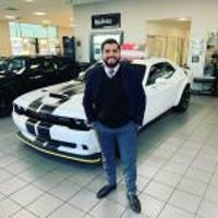 Raul Bermudez Paz  at San Leandro Chrysler Dodge Jeep RAM SRT