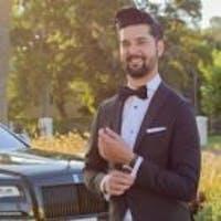 Ahmad Nabil at San Leandro Chrysler Dodge Jeep RAM SRT