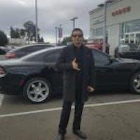Eddy Awad at San Leandro Chrysler Dodge Jeep RAM SRT