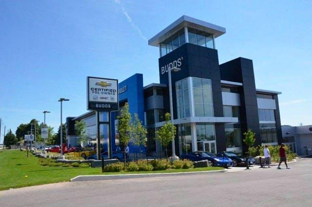 Budds' Chevrolet Cadillac Buick GMC - Service Center, Oakville, ON, L6K 2H4