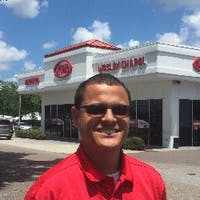 Willian Blanco at Fuccillo Kia of Wesley Chapel