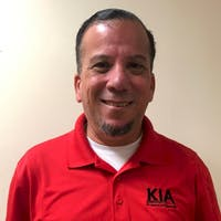 Ismael Tiburcio at Kia of Wesley Chapel