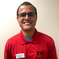 Willian Blanco at Kia of Wesley Chapel
