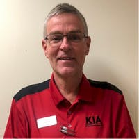Dave Currier at Kia of Wesley Chapel