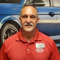 Nelson Bou at Kia of Wesley Chapel