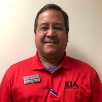 Juan Diaz at Kia of Wesley Chapel