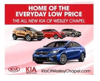 Kia of Wesley Chapel, Wesley Chapel, FL, 33543