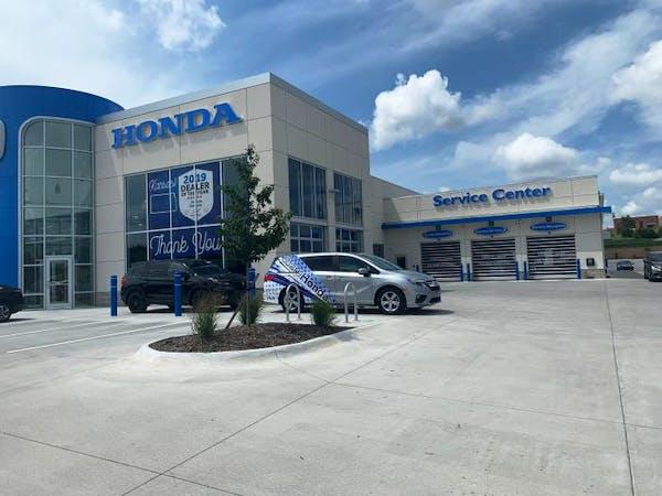 Sharp Honda Inc, Topeka, KS, 66611