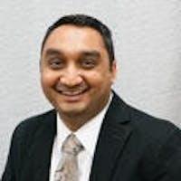 Amit Patel at Covert Cadillac