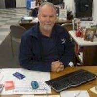 Rick Hand at Fretz RV