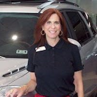 Suzanne Newman at Ewing Buick GMC