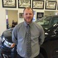 Jason Mandell at All American Chrysler Jeep Dodge Ram of Odessa