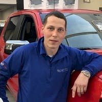 Joshua Bickle at Gjovik Chevrolet Buick GMC, Inc.