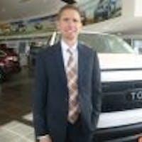 Seth Gaston at Hatch Toyota