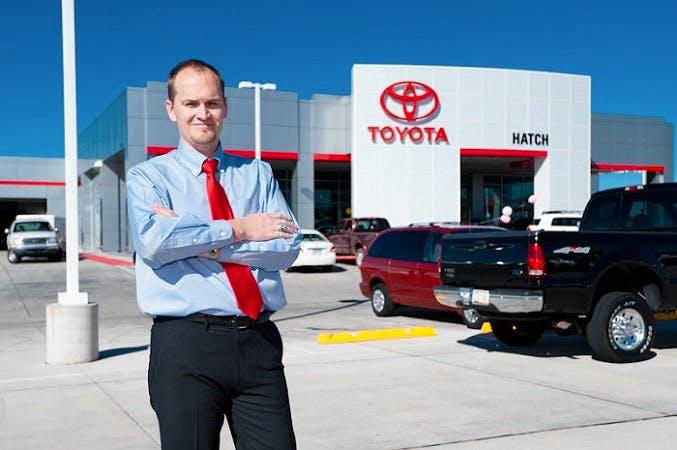 Hatch Toyota, Show Low, AZ, 85901