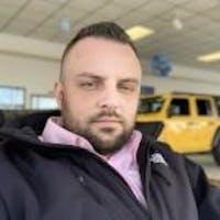 Viktor Pshenichniy at Cortland Chrysler Dodge Jeep Ram