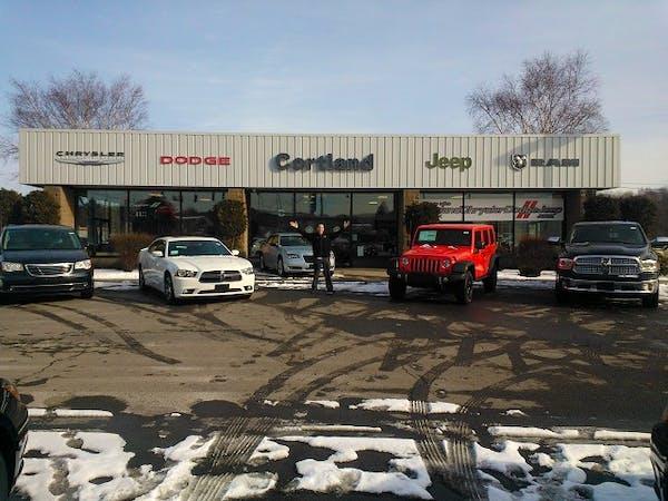 Cortland Chrysler Dodge Jeep Ram, Cortland, NY, 13045
