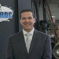 David Rodriguez at Tenvoorde Ford