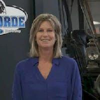 Debbie Tenvoorde at Tenvoorde Ford