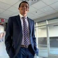 Isaiah Williams at Tenvoorde Ford