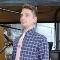 Miles Poehler at Tenvoorde Ford