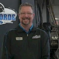 Mike Asperheim at Tenvoorde Ford - Service Center