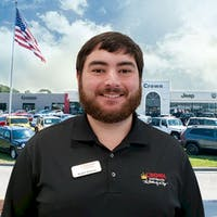 Austin Didona at Crown Chrysler Dodge Jeep RAM Fiat