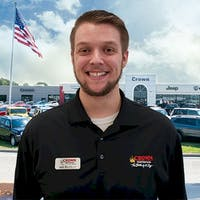 Josh Blackburn at Crown Chrysler Dodge Jeep RAM Fiat