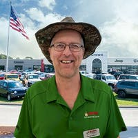 David Adams at Crown Chrysler Dodge Jeep RAM Fiat