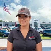 Shelby Newt at Crown Chrysler Dodge Jeep RAM Fiat