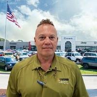 Terry Robey at Crown Chrysler Dodge Jeep RAM Fiat