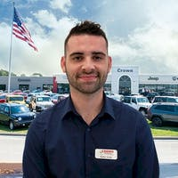 Gabe Jones at Crown Chrysler Dodge Jeep RAM Fiat