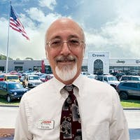 Evan Lasky at Crown Chrysler Dodge Jeep RAM Fiat