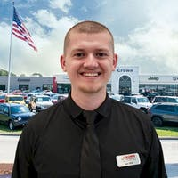Ian Hill at Crown Chrysler Dodge Jeep RAM Fiat