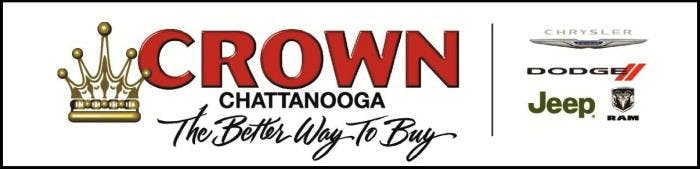 Crown Chrysler Dodge Jeep RAM Fiat, Chattanooga, TN, 37421