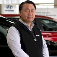 Joe (Phantom) Yun at Crestmont Hyundai