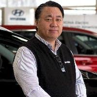 Joe (Phantom) Yun at Crestmont Hyundai