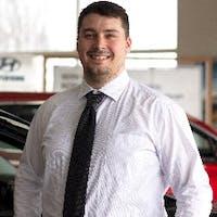 Justin Jankovic at Crestmont Hyundai