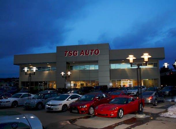 TSG Auto, Parker, CO, 80138