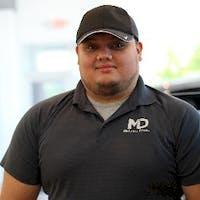 Wilson Rodriguez at McLarty Daniel Buick GMC