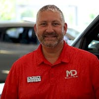 Aaron Hollinger at McLarty Daniel Buick GMC